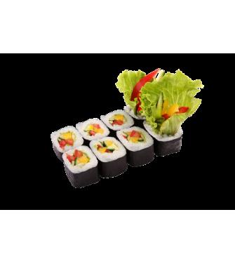 Yasai maki vegetarian - 8 bucăți