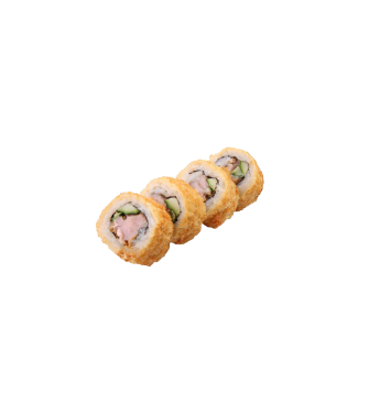 Maguro spicy tempura - 4 BUCĂȚI