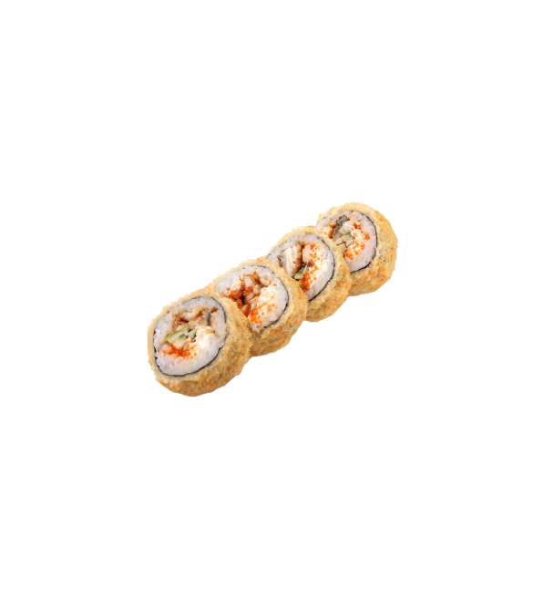 Unagi tempura 4 BUCĂȚI